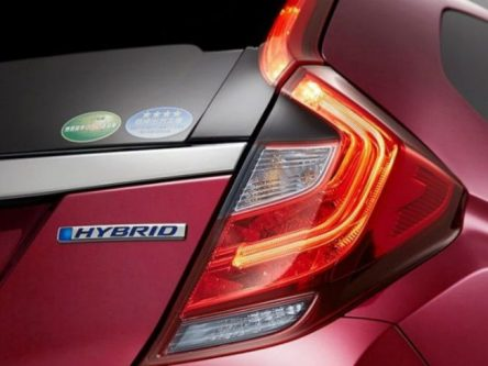 New Hybrid Honda Jazz To Launch In October