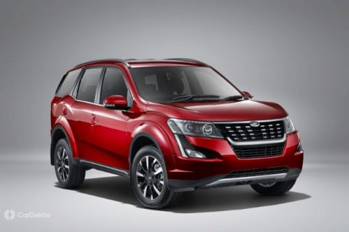 Mahindra Launches More Affordable XUV500 Model