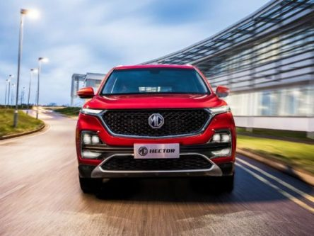 MG Unveils Hector Ahead Of June Launch