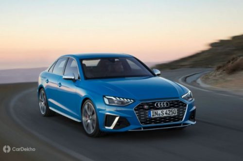 2019 Audi A4 Gets More Engine Options