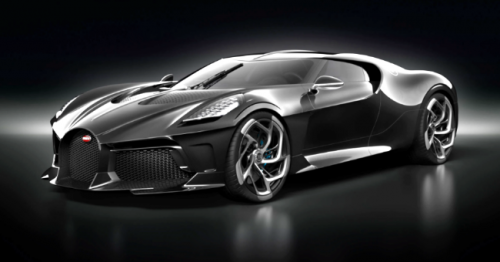 Supercar of the Month - La Voiture Noire