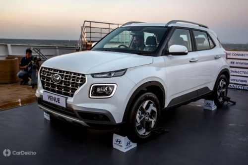 Hyundai Launches New Venue Subcompact SUV