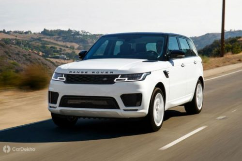 JLR Introduces New Petrol Engine In Range Rover