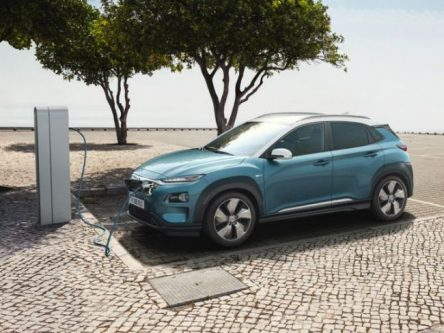 All-Electric Hyundai Kona To Debut In July