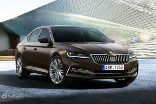 Skoda Superb Facelift Version To Be Launched In Mid-2020