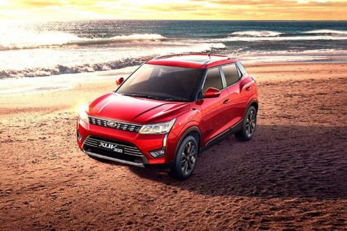 Mahindra To Launch XUV300 AMT This Month