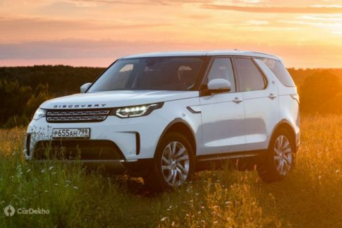 Land Rover India Launches Most Affordable Discovery