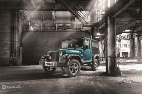 Mahindra Launches Thar 700 As A Swansong For The Sturdy SUV