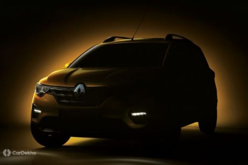 Renault Teases Triber Ahead Of Launch