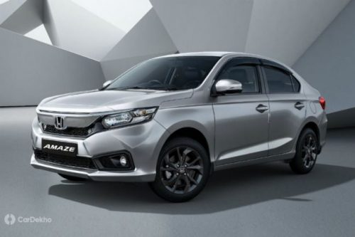 Honda Launches Amaze Ace Special Edition