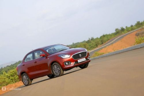 Maruti Suzuki Dzire Gets BS-VI Engine, Price Hiked