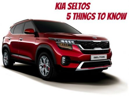 5 Must-Know Things About The Kia Seltos