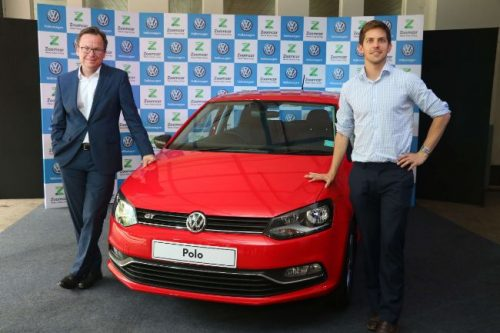 Volkswagen, Zoomcar Joins Hands For Polo Subscription Plan