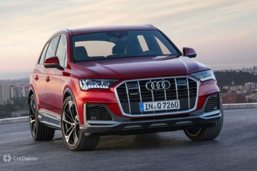 Audi Unveils 2020 Q7 Ahead Of September Launch