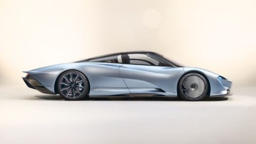 Supercar of the month - McLaren Speedtail