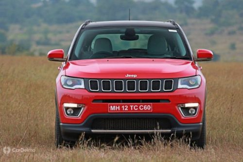Jeep Compass Facelift Version Expected Next Year