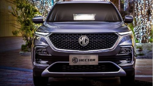 Choosing The Right Colour Option For MG Hector