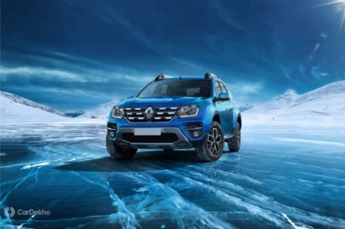 Renault Lends 2019 Duster Refreshed Styling, New Features