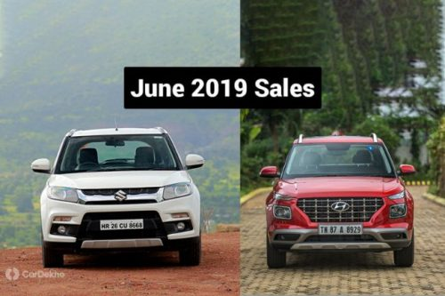 Vitara Brezza Barely Manages To Retain Top Spot In June Sales