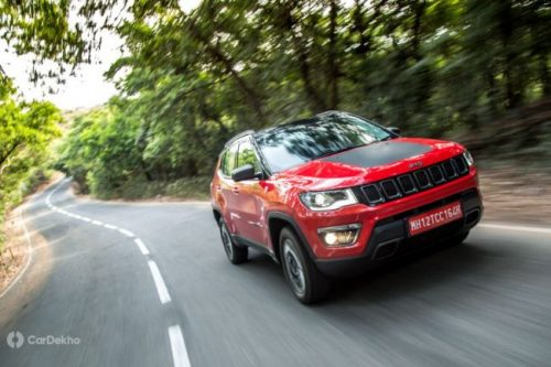 Jeep Compass Price - Reviews, Images, specs & 2019 offers