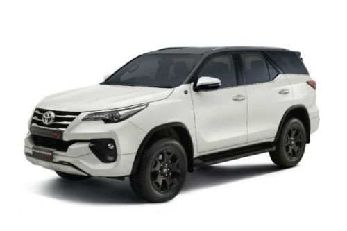 Toyota Launches Fortuner TRD Celebratory Edition To Observe SUV's 10th Anniversary