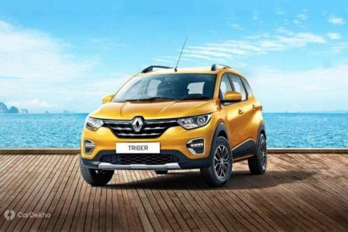 Renault Triber Waiting Period Stretches To 3 Months