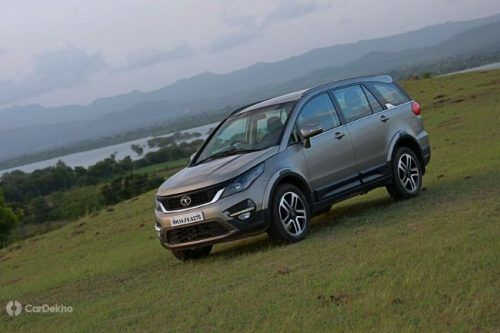Tata Announces Up To ₹1.5 Lakh Savings On Harrier, Hexa, Tigor, And Others