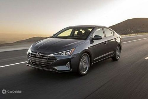 Hyundai To Launch Elantra Facelift Version Only With Petrol Engine