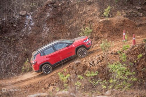 Tests Reveal Mixed Mileage Numbers For Jeep Compass Trailhawk