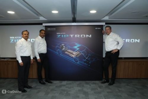 Tata Introduces Ziptron Electric Vehicle Technology To Underpin Future Cars