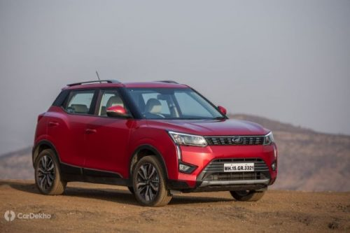 Mahindra Launches More Affordable XUV300 W6 AMT SUV