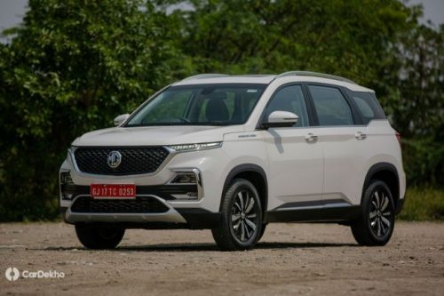 MG Motor India Launches Developer Program For EVs, Connected Cars