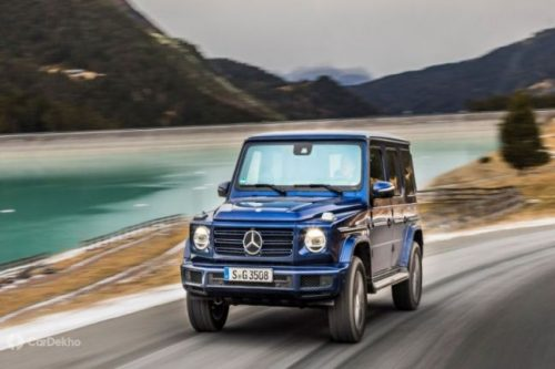 Mercedes-Benz Confirms G 350d Launch On October 16