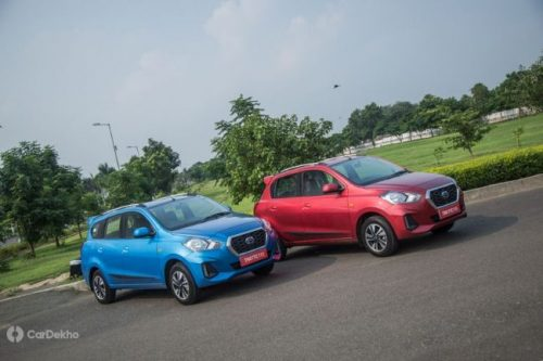 Datsun Hikes GO, GO+ Prices By 5 Percent