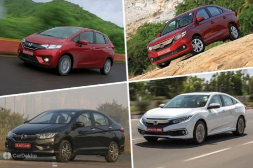 This Diwali, Honda Is Offering Benefits Of Up To ₹ 5 Lakh