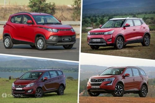 This Diwali, Take Home A Mahindra With A Discount Of Up To ₹ 1 Lakh