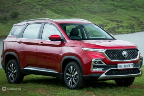 The Real World Mileage Of The MG Hector 1.5-Litre Petrol Hybrid Manual