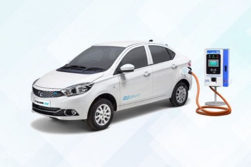 Tata Launches The Tigor EV, Prices Start From ₹ 12.59 Lakh