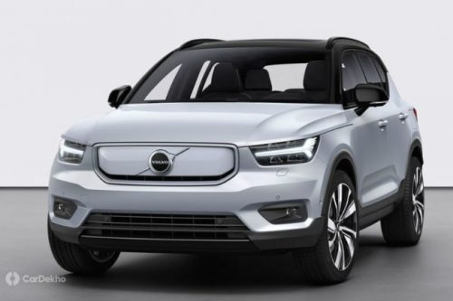 Volvo Unveils XC40 Recharge, Its First Electric Car