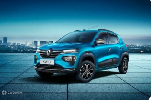 Renault Reveals 2019 Kwid Accessories List