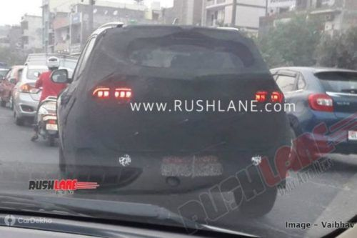Kia QYI Spotted Testing, Likely Debut At 2020 Auto Expo