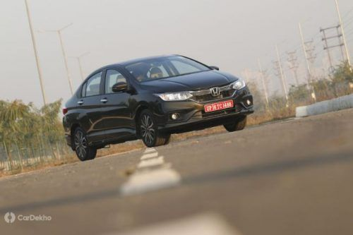 Honda City BS-VI Petrol Version To Have Four Trims, To Launch Soon