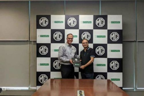 MG Partners With eChargeBays To Install Home-Charging Infrastructure
