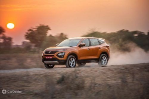 Tata Offers Priority Doorstep Test Drive For Harrier