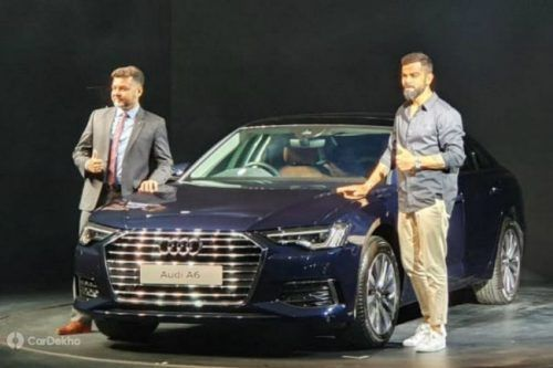 Eighth-Generation (2020) Audi A6 Launched At ₹54.2 Lakh
