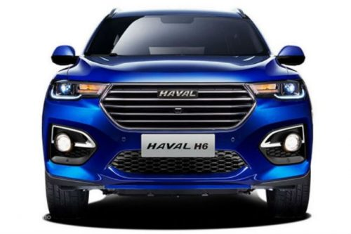 GWM Reveals Haval H6, Official Launch At Auto Expo Likely