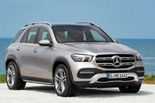 Mercedes-Benz India Opens Bookings For Next-Generation GLE SUV