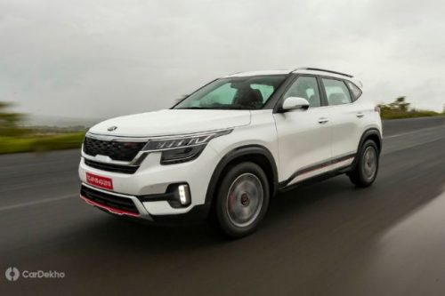 Kia Seltos - New Favourite Of Indian Buyers, Bags Over 60k Bookings