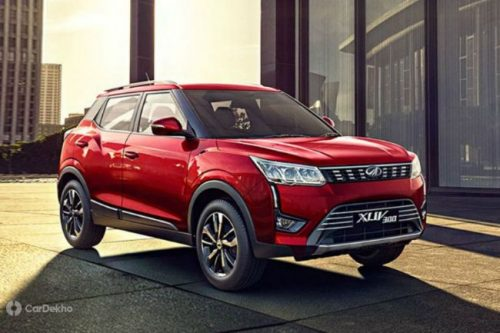 Mahindra Recalls XUV300 For Suspension-related Issue