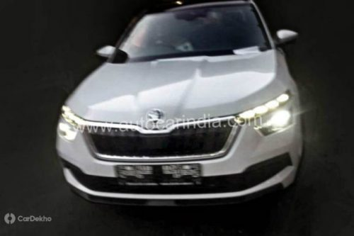Skoda Kamiq Spotted In India, 2021 Launch Likely